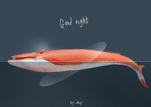 唯美励志晚安的句子